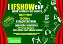 1.° IF Show vai reunir comunidade acadêmica do Campus Novo Paraíso em dezembro