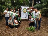 Alunos do Campus Novo Paraíso participam de dia de campo dedicado ao cultivo do cupuaçuzeiro