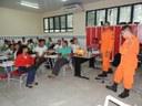 Alunos do CNP participam de minicurso sobre primeiros socorros