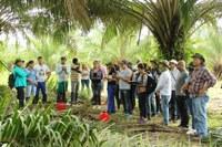 Aulas de campo – Campus Novo Paraíso recebe turma de mestrandos da UFRRJ