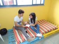 Coordenação de Apoio ao Estudante cria espaço lúdico para os alunos