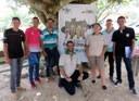 Campus Novo Paraíso participa de capacitação sobre criação de galinhas caipiras
