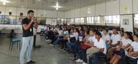 Campus Novo Paraíso promove acolhimento de novos alunos e veteranos