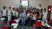 Campus Novo Paraíso promove oficina de técnicas de estudo aos novos alunos