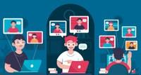 CNP acolhe novos alunos em encontro virtual