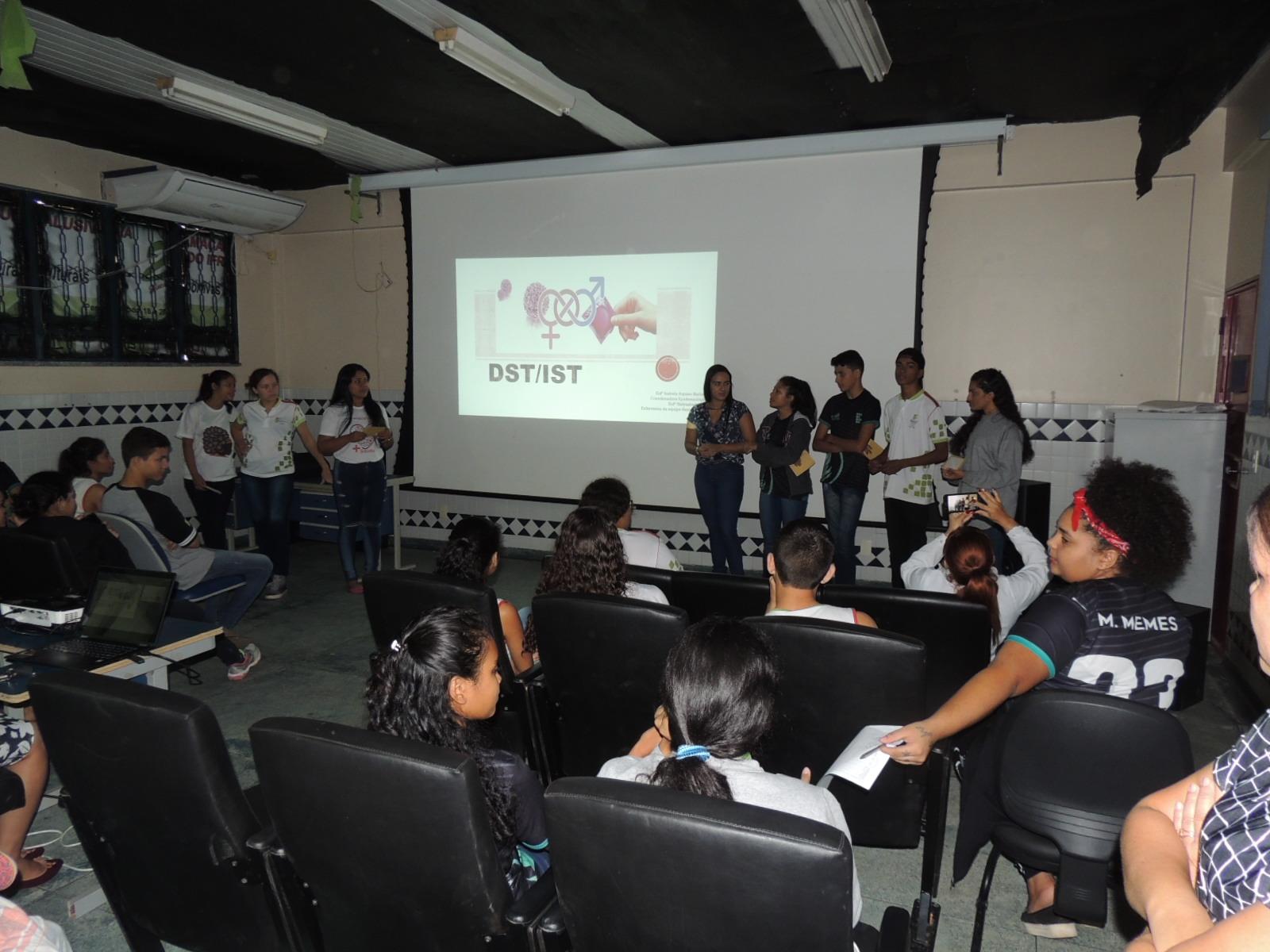 CNP promove ação de saúde em alusão aos 25 anos do IFRR