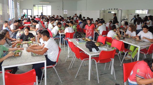 CNP realiza pesquisa de satisfação sobre o serviço de restaurante no campus