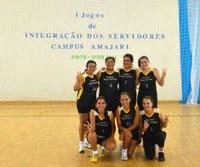 CNP vence CBVC e se consagra campeão de queimada do I Jogos de Integração dos Servidores