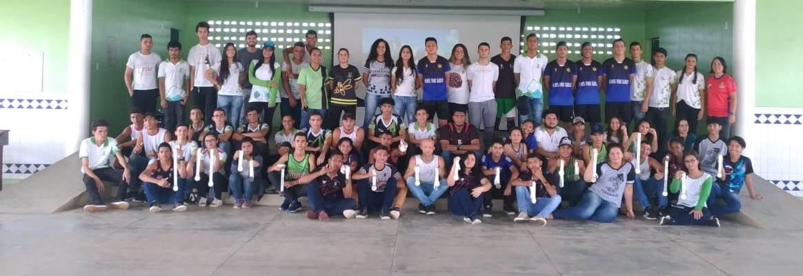 Estudantes do CNP dão show nos Jogos Intercampi 2018