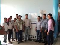 Alunos do Campus Novo Paraíso participam do projeto Jovem Técnico Agroecológico