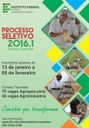 Campus Novo Paraíso lança edital de seleção para cursos Técnicos em Agropecuária e Agroindústria integrados ao ensino médio