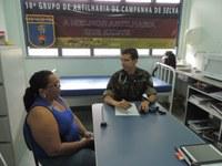 Exército promove primeira ação cívico-social de 2015 no IFRR/Câmpus Novo Paraíso
