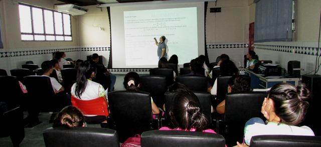 Têm início aulas de cursos de livre de extensão no CNP