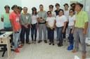 Visita Técnica a base da Petrobras  em Caracaraí, dos alunos do Pronatec do curso de dendêcultura de Rorainópolis. .
