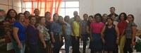 Oficina para coordenadores municipais ensina como desenvolver uma feira de ciências