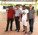 Professores intercambistas de Moçambique já estão no Campus Novo Paraíso