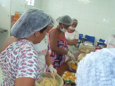 Curso _Cozinha Regional - Ano 2012
