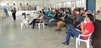 Servidores do CNP participam de oficina sobre o trabalho com Libras